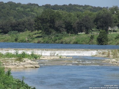 San Marcos Residential Lots & Land For Sale: 420 Blanco River Ranch Blvd