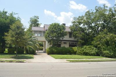 San Antonio Single Family Home Price Change: 427 Adams St