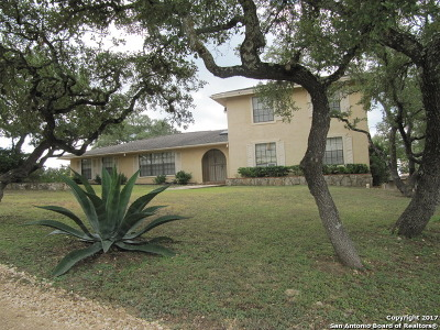 Single Family Home For Sale: 18561 Bandera Rd