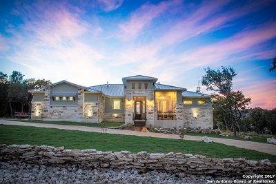 New Braunfels Single Family Home For Sale: 1979 Tempranillo