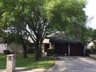 San Antonio Single Family Home Back on Market: 8806 Rustling Mdws