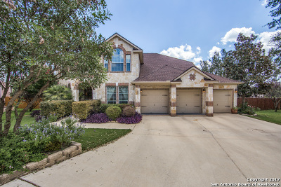 Bexar County Single Family Home Back on Market: 1714 Lookout Pt