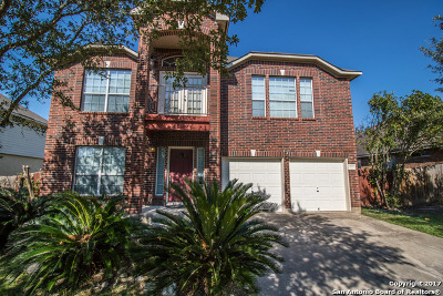 Cibolo Single Family Home Back on Market: 228 Tierra Grande