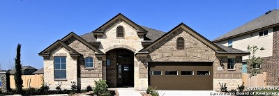 Comal County Single Family Home For Sale: 650 Mission Hill Run