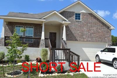 Boerne Single Family Home For Sale: 7515 Presidio Hvn