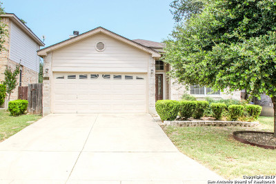 Single Family Home For Sale: 9307 Wisteria Wds