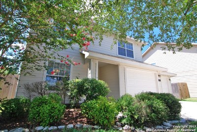 New Braunfels Single Family Home Price Change: 509 Cardinal Mnr
