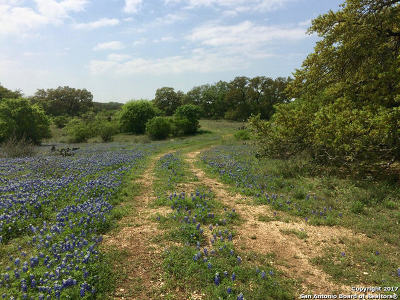 New Braunfels Residential Lots & Land For Sale: 0 - Lot#26 Shooting Star