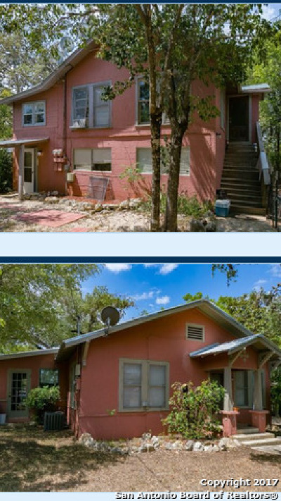 Bandera County Multi Family Home Price Change: 611 13th Street