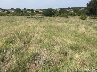 New Braunfels Residential Lots & Land For Sale: 1971 (Lot 911) Appellation