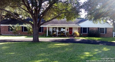 Guadalupe County Single Family Home Price Change: 5560 Fm 466