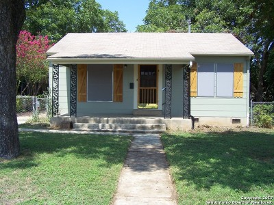 Schertz Single Family Home For Sale: 203 Wright Ave