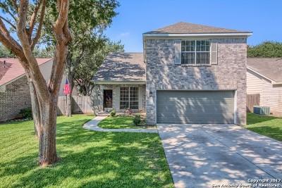 Schertz Single Family Home For Sale: 2551 Grove Park