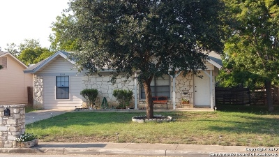 San Antonio Single Family Home Back on Market: 9763 Hidden Swan