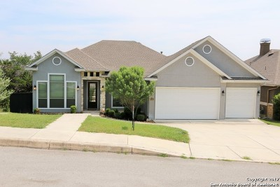 Single Family Home For Sale: 25910 Trickling Rock
