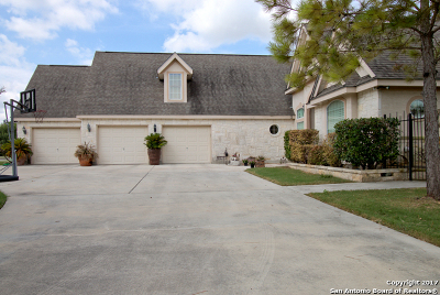 New Braunfels Single Family Home For Sale: 116 Olas Path