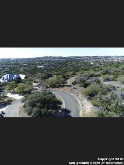 Bexar County Residential Lots & Land For Sale: 3907 Wilderness Rim