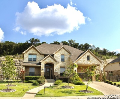 San Antonio Single Family Home Back on Market: 17014 Sonoma Rdg