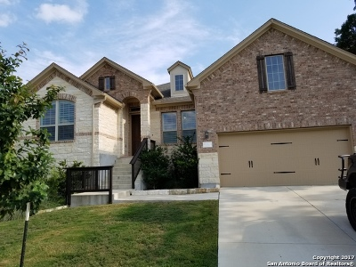 Bexar County, Kendall County Single Family Home For Sale: 9006 Leslies Gte