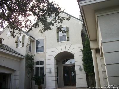 Single Family Home For Sale: 24617 Bogey Rdg