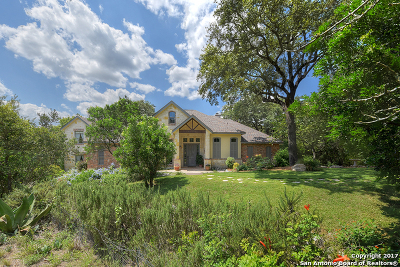 Helotes Single Family Home For Sale: 14520 Chinquapin