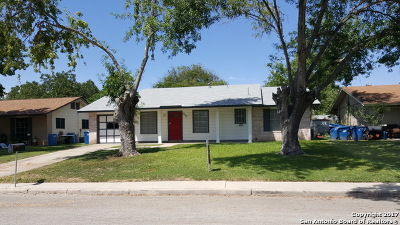 Kirby Single Family Home For Sale: 5227 Crown Ln