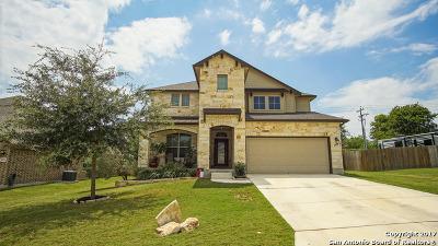 New Braunfels Single Family Home Active RFR: 2074 Castleberry Rdg
