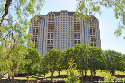 Bexar County Condo/Townhouse For Sale: 1 Towers Park Ln #1506