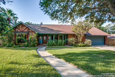Bexar County Single Family Home Back on Market: 914 Patricia