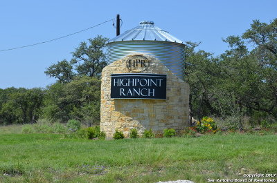 Boerne Residential Lots & Land For Sale: 88 & 89 Billings Forest