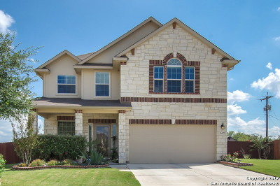 Schertz Single Family Home For Sale: 11632 Northern Star Rd