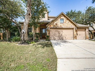 Boerne Single Family Home For Sale: 28015 Carmel Vly