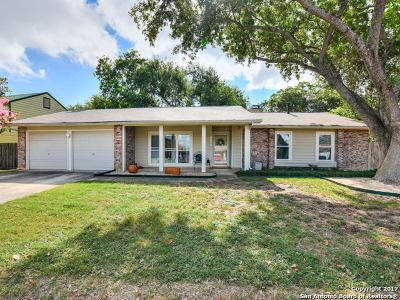 Leon Valley Single Family Home For Sale: 6626 Huebner Rd