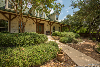 Spring Branch Single Family Home For Sale: 2913 River Way