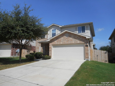 Schertz Single Family Home For Sale: 2705 Sterling Way