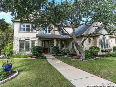San Antonio TX Single Family Home For Sale: $518,555