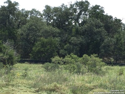 New Braunfels Residential Lots & Land For Sale: 2064 (Lot 1236) Passare