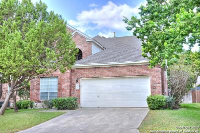 San Antonio Single Family Home Back on Market: 11219 Jade Grn