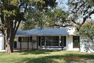 Single Family Home For Sale: 550 California Blvd