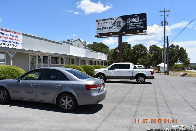 Comal County Commercial For Sale: 4476 Us-281 N