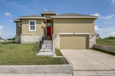 Single Family Home For Sale: 8239 Comanche Pass
