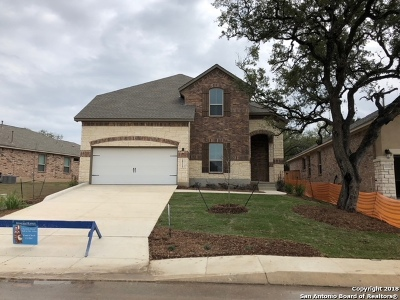 Single Family Home For Sale: 28224 Bass Knoll