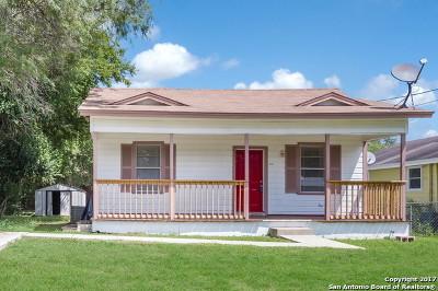 Single Family Home For Sale: 9591 Cross Rdg