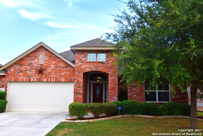 Cibolo Single Family Home For Sale: 505 Zoeller Way