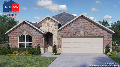 New Braunfels Single Family Home For Sale: 336 Lillianite