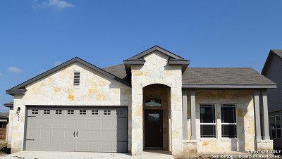 Comal County Single Family Home Price Change: 296 Lillianite