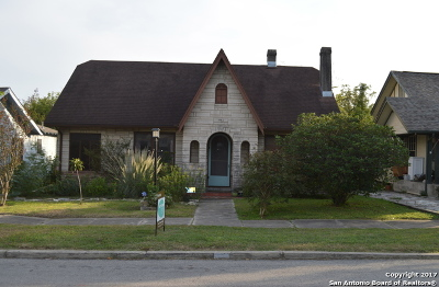 Single Family Home Price Change: 1442 W Craig Pl