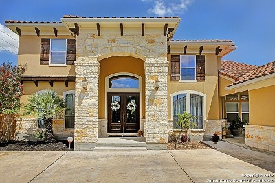 Terrell Hills TX Single Family Home For Sale: $769,900