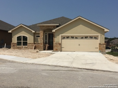 Single Family Home For Sale: 24415 Canyon Row