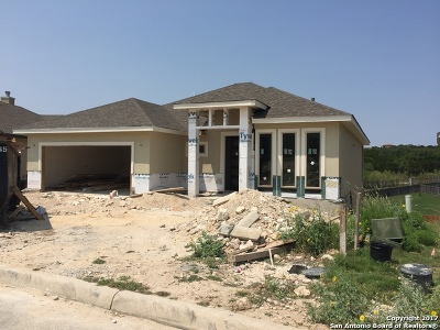 Single Family Home For Sale: 24403 Canyon Row